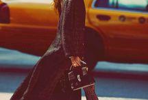 Fashion campaign inspirations