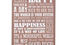 Good phrases