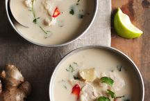 Soups / Healthy and delicious soup recipes from around the world
