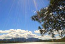 Lugares que amo! / Amo tirar foto das paisagens que vejo, da natureza!