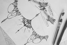 Dövme tasarımları