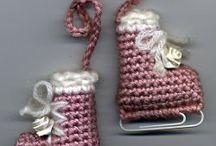 Navidad crochet- Christmas crochet