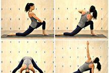 Yoga - Pilates - Styrke