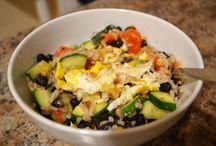 Delicious healthy food / by Tanya Madden-Alldredge
