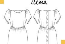 Louis et Antoinette - robe Alma