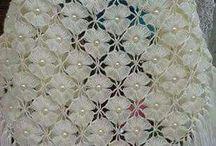 Crochet Romantic Shawl