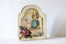 Tutorials-Scrap Cards/Box / by Dorota Wrona