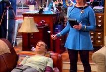 Big Bang Theory / by Sean Charles @SocialMediaSean