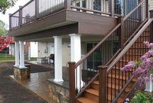 balustrada exterior