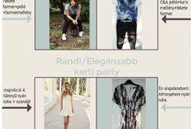 Divat és Stílus infografikák / Infografikák nőknek a sílusos megjelenésért Fashion&Style infopraphics