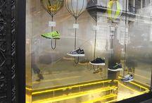 Windows Displays by Nike