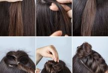 normale Frisuren