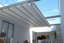 deck roof retractable