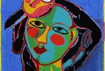 Cobra artists, Corneille & Karel appel
