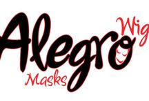 Alegro (masks-wigs) / Alegro belongs in Wigs' association, that manufactures wigs since 1979. Alegro's expertise is in fancy and party wigs.  You can find a wide range of wigs in different colours and styles but all at the best quality.