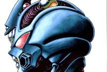 The Bio Booster Armor Guyver