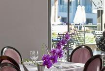 Ambrosia Restaurant / by Lesante Hotel & Spa