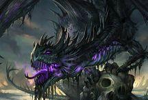 Dragon Concepts