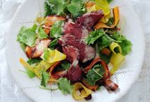 Forel / Salade