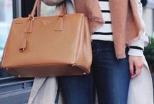 Closet: Hand Bag