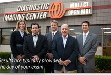 Diagnostics for Health / Hosted by Diagnostic Imaging Centers, P.A. Title Sponsor of the Health & Wellmobile Kansas City.  A great resource for all your testing and diagnostic needs!