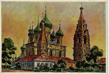 Monuments of Russian architecture