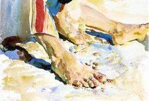 John Singer Sargent Paintings