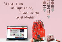 Mothers Day Special / A Mother Is She Who Can Take The Place Of All Others But Whose Place No One Else Can Take.. Be For Bag Team Wishes You All A Happy Mother's Day..  Celebrate Mother's Day With Be For Bag!!  Visit Us @ http://www.beforbag.co.in/for-her/mothers-day-combos  #BeForBag #MothersDay #Celebrations #SpecialGifts