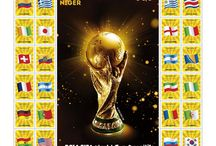 Special offer by STAMPERIJA | No. S13 / SPECIAL OFFER OF BRAZIL 2014 WITH FIFA LOGO