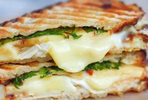 Panini / Grilled Cheese / Tosti / Jaffle
