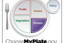 My Plate Healthy Food / by kerianne harris