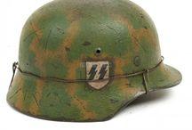 Elmetti tedeschi WWII