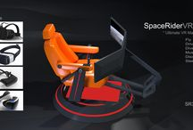 "SpaceRiderVR / SpaceRiderVR Flying Driving Diving Simulator for All. "" New Era in Home Entertainment """