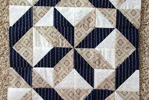 Stjerne quilt