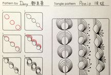 Tangles / Patterns and Tangles