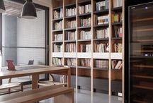 Home Office - Shelving