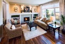 Cedarglen Homes Living Spaces