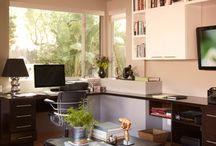 Home Office Inspiration / by Dunn-Edwards Paints