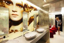 Bathroom public