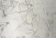 my work Don't like green #sketch #drawing #website www.coleajeremy.com