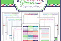 Homeschool Planning Tools / Planners and printables to help your homeschool