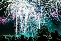 Lambeth Bonfire Night Fireworks – Brockwell Park, London