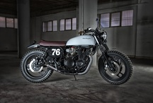 #Motorecyclos Jap Fat / #custom #special #motorcycles Motorecyclos bikes Jap Fat #scrambler based on #Yamaha XJ 900