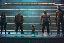Guardianes de la Galaxia / Imágenes, carteles y fichas de los personajes del próximo proyecto Marvel/Disney para el cine