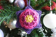 crochet christmas / by Annemarie H.