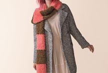 Gemaakte projecten / Mutsen, sjaals e.d. die ik reeds heb gemaakt.