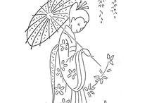 bordado japones.