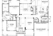 house plans / by Brittany Little