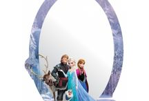 Jégvarázs, Elsa, Frozen gyerekszoba