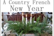 New Years Decor